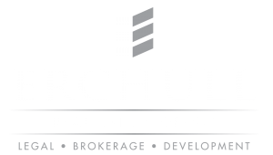 Erchull_Legal_Brokerage_Development_Logo_2019_WhiteGray